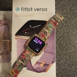Other - Fitbit versa limited edition